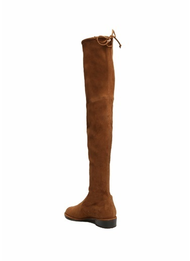 Stuart Weitzman Stuart Weitzman Lowland  Kadın Süet Çizme 101600459 Taba